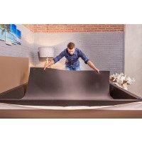 Waterbed Box Design Split